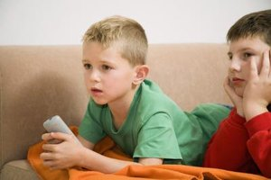 Children's Exposure to TV Violence & Aggressive Behavio…