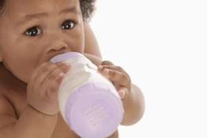How Changing Formula Effects an Infant