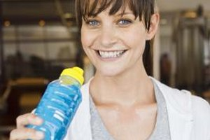 How to Increase Electrolytes in the Body