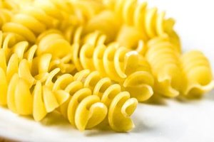 The Glycemic Index of Pasta