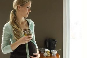 Drinking Decaf Green Tea While Pregnant