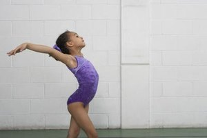 Beginning Gymnastics Routines