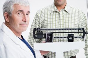 What Causes Middle Aged Men to Gain a Lot of Weight?