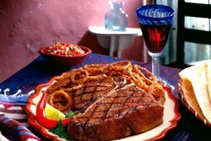 how to cook t bone steak without oven