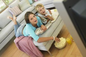 How Much TV Does the Average Child Watch Each Day?