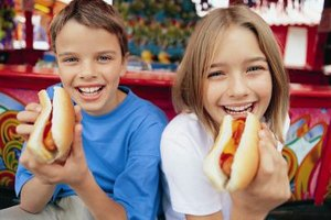 Nutritional Information for Costco Hotdogs