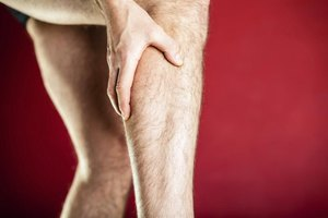 How to Run With a Calf Strain