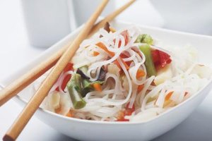 Rice Noodles Nutrition Facts