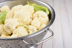Nutrition in Potatoes vs. Cauliflower