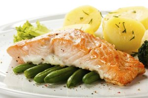 Atlantic Salmon & Gout