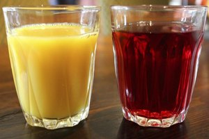 Health Benefits of Mixed Cranberry & Orange Juice