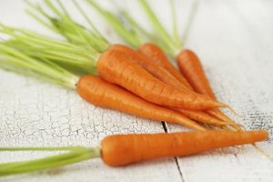 What is the Vitamin K Content of Carrots?