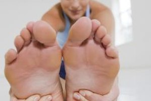 Stretches for Tendinitis in the Foot
