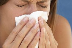 How to Stop Sneezing With Natural Remedies