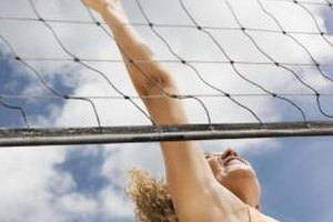 Equipment Used for Beach Volleyball