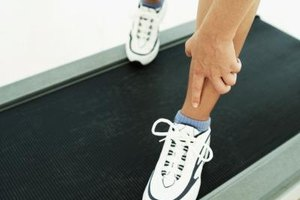 Exercise-Induced Edema in Lower Legs