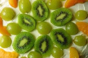 What Vitamins Do Kiwis Have?