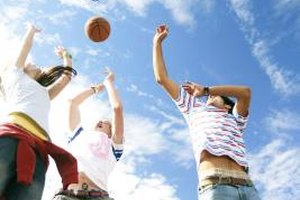 Does the Height of Teenagers Affect Their Ability to Ju…