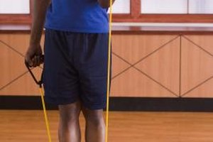 Resistance Band Exercises for Men