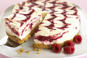 How to Adjust a Cheesecake Recipe From a Nine to 10 Inc…