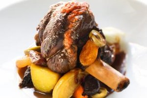How to Cook a Single Lamb Shank