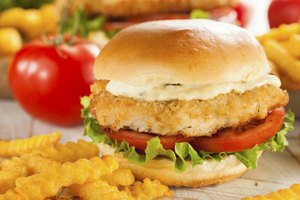 Filet-O-Fish Nutrition Information