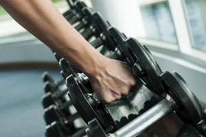 How to Select the Weight of a Dumbbell Set