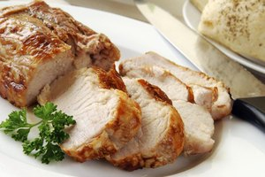 How to Bake a Pork Loin in a Convection Oven