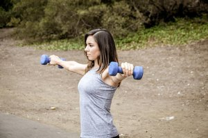 Exercises to Help Burn Upper Arm Fat