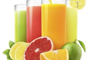 Juices With the Highest Sugar Content