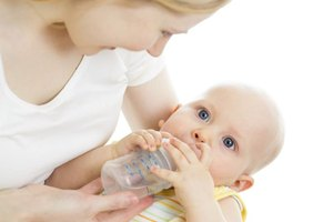 Feeding Cold Water to Babies