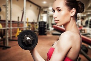 5X5 Strength Training With Dumbbells