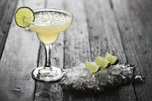 How Many Calories Are in a Margarita on the Rocks?