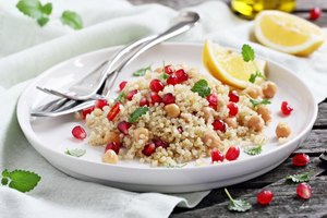 Quinoa and Blood in the Stool