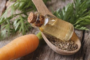 Carrot Oil as a Skin Remedy