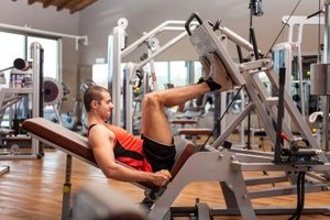 Do Leg Presses Work Your Glutes?