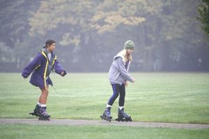 Do You Burn More Calories Jogging or Rollerblading?