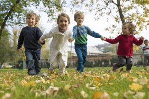 Kindergarten Physical Exercise Ideas