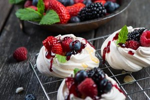 Substitute for Parchment Paper When Baking Meringue