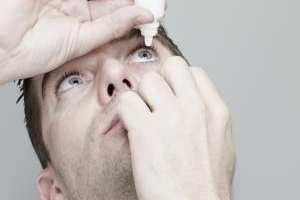 Herbs & Eye Drops for Improved Vision