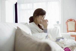 How to Clear a Runny Nose & Nasal Drip