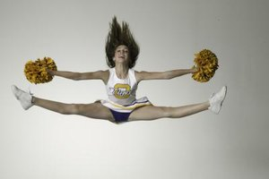 Cheerleading Conditioning Workouts