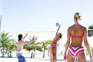 Five Fitness Components for Volleyball