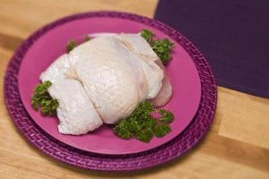 How to Cook a Deboned Stuffed Chicken