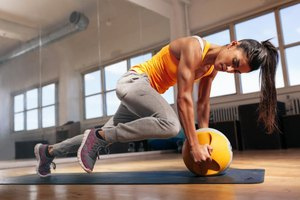 Circuit Training for Agility