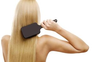 How to Heal Hair With Vitamin E