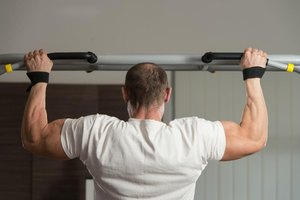 How to Set Up a Pull Up Bar