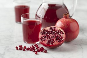 Risks and Benefits of Pomegranate Juice
