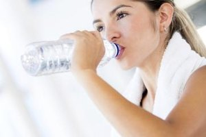 How to Drink Water to Lower Blood Protein Levels