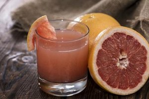 Health Benefits From Grapefruit Juice